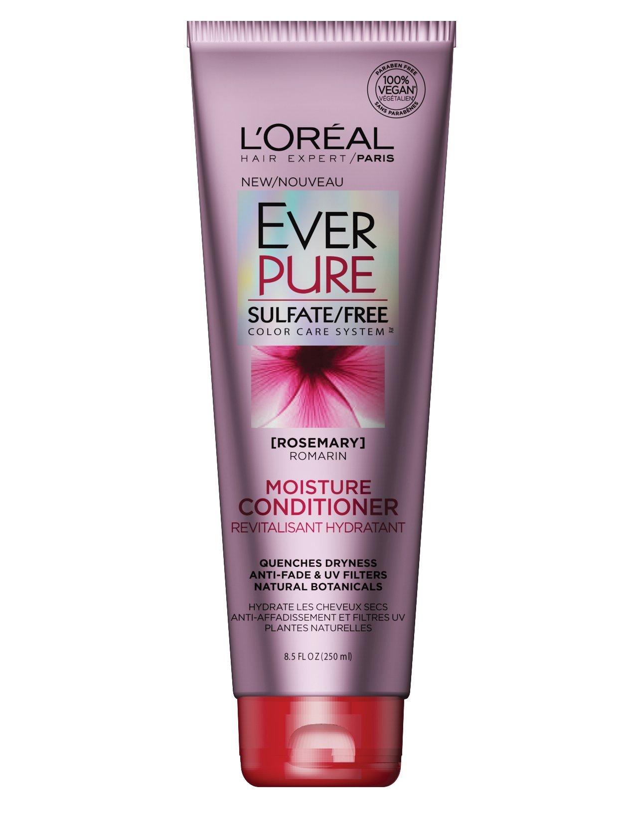 Save $4.00/2 EVER Shampoo, Conditioner or Treatment