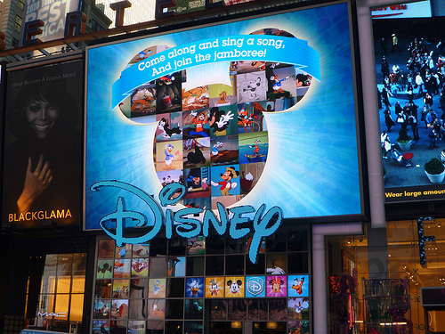 Win a Trip to New York and a $1,000 Disney Store Shopping Spree