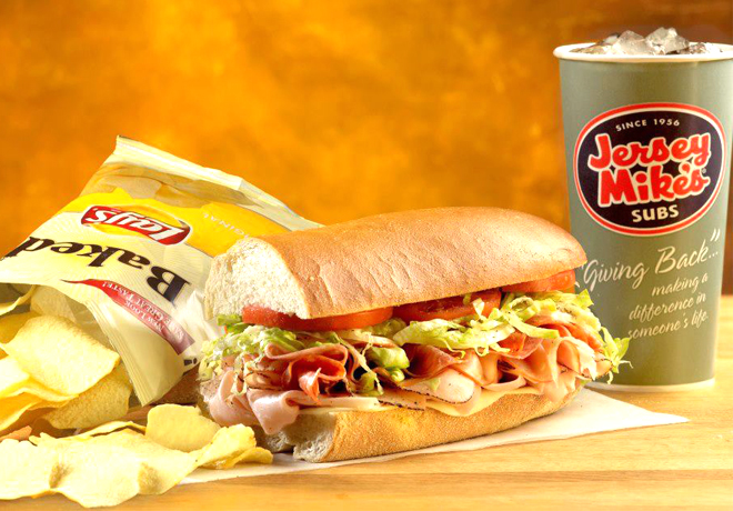 $2 Off a Sub at Jersey Mikes with Coupon