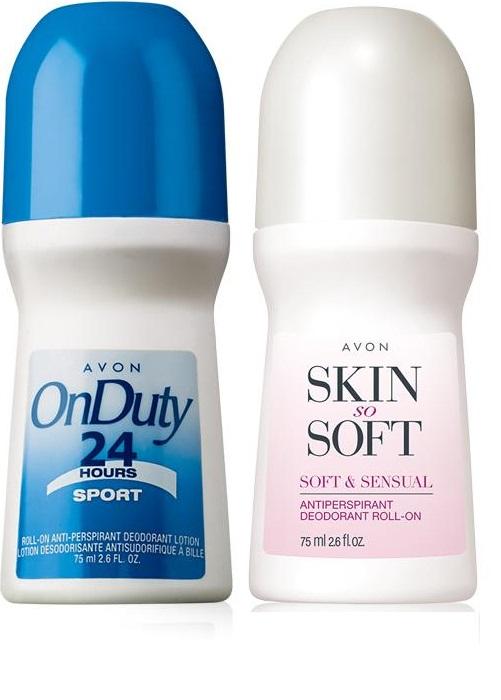 *HOT DEAL* Avon Deodorants – 2 for $3.50