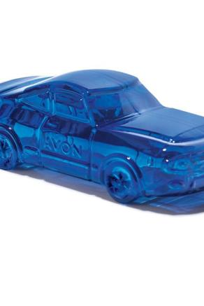 Mesmerize Sports Car Decanter Cologne Collectible Only $20