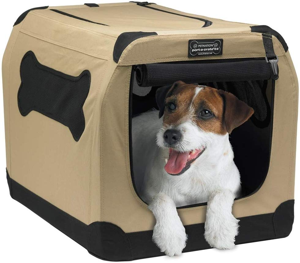 Port-A-Crate Indoor and Outdoor for Pets ONLY $13.87 (Reg $35)