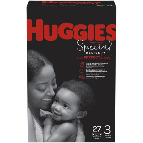 Save $3/1 Package of Huggies Special DELIVERY Diapers