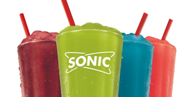 Free Drink or Slush with Purchase at Sonic