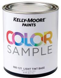 Free Quart of Kelly-Moore Paint