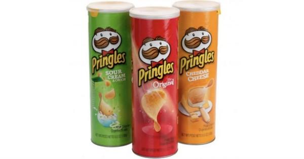 Pringles Potato Chips ONLY $1 Each at Target (Reg $1.69)