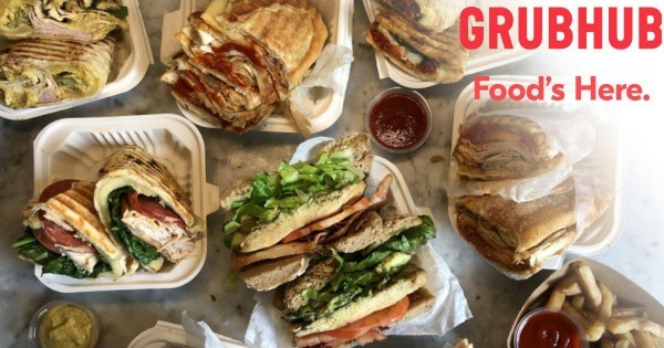 GrubHub – Get $10 Off your First Order of $15