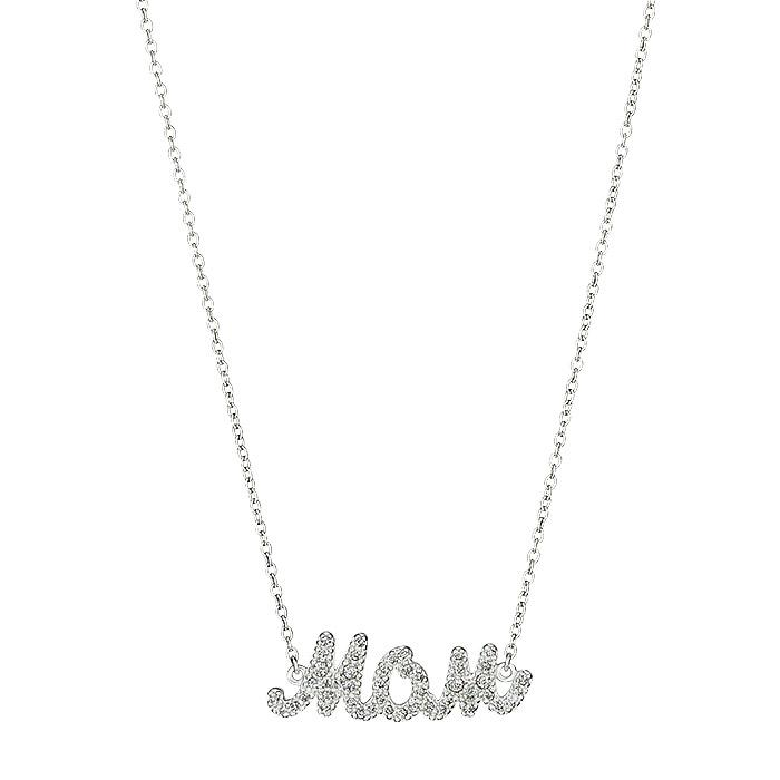 Sterling Silver Mom Necklace Only $24.99 (Reg $59.99) + FREE Samples