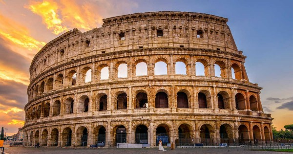Win a $4,500 Trip for 2 to Rome, Italy