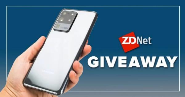 Win a Samsung Galaxy S20 Ultra Phone ($1,400 Value)