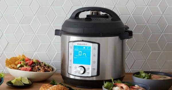 Win an 8-Quart Instant Pot Electric Cooker
