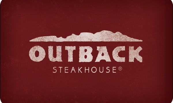 Outback Steakhouse – $20 For A $25 eGift Card