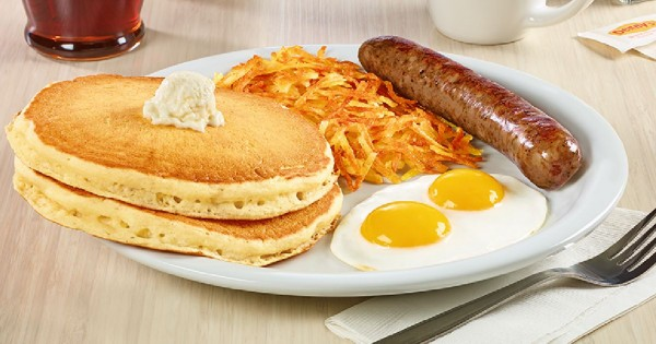 Free Kids Meal with Purchase at Denny's