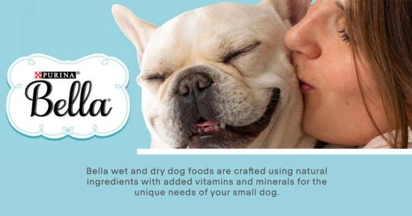 Free Purina Bella Wet Dog Food