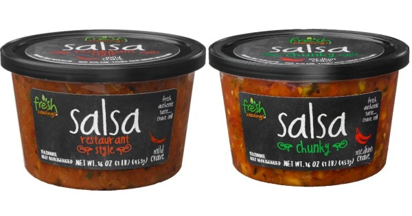 Fresh Cravings Salsa ONLY $0.99 at Walmart