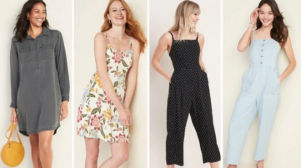 Old Navy Dresses, Jumpsuits & Rompers Starting at JUST $8 (Reg $23) – Today Only!
