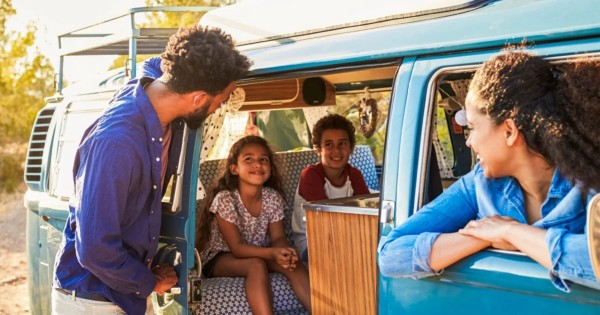 Win a $3,000 in Vacation Accommodations for a Family Road Trip