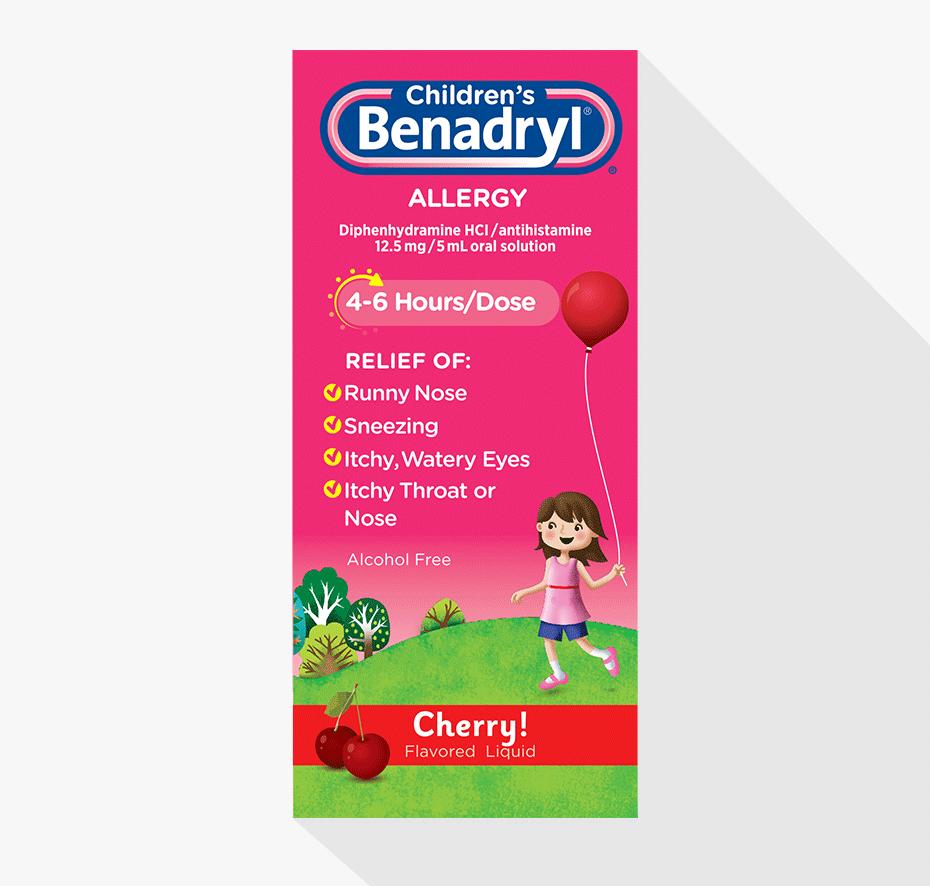 New Coupon – Save $1.00/1 Children's BENADRYL product