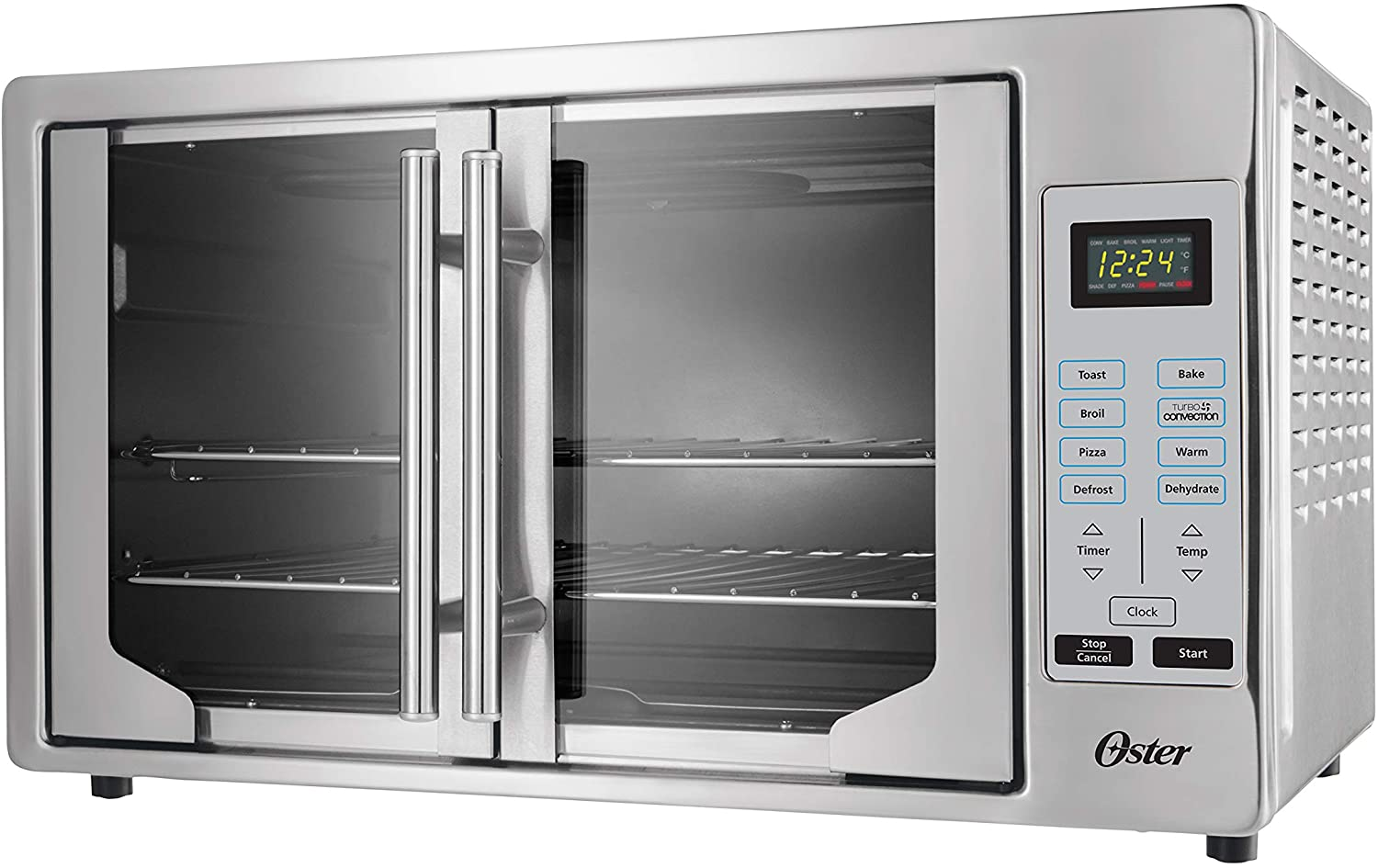 Oster French Door Convection Countertop  Oven Only $149.99 {Was $249.99}