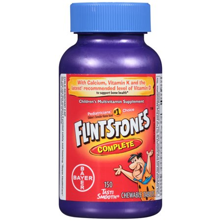 Save $3.00/1 Flintstones or One A Day Kids 60ct or larger