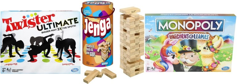 Save Up to 30% off Hasbro Games