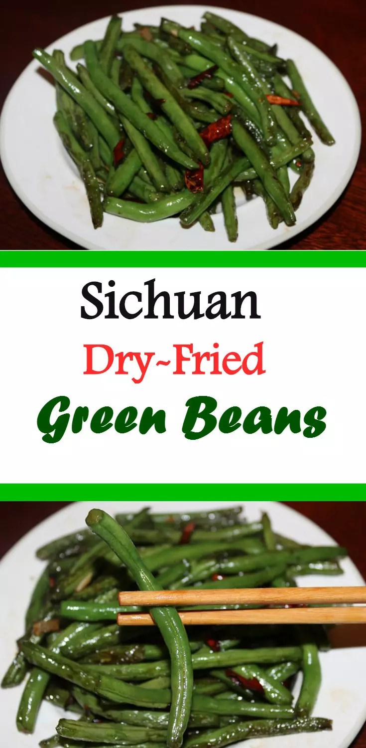 If you love spicy food, Sichuan Dry-Fried Green Beans is a must-try dish. It is a popular dish in Sichuan Cuisine and is really simple to make.