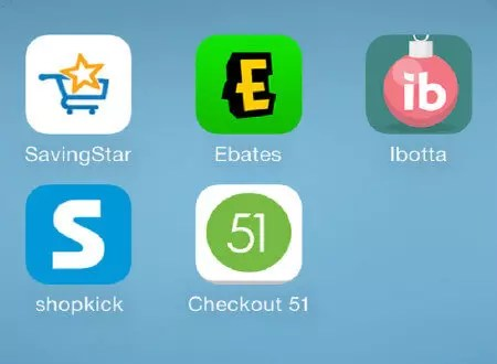 My Top 5 Cash Back Apps: Get Paid for Shopping
