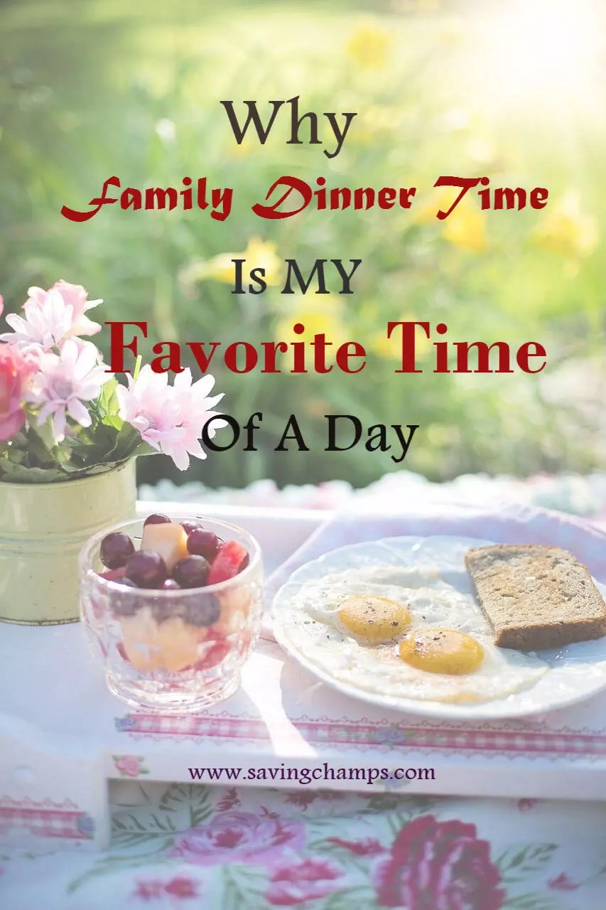 Family dinner time is my favorite time of a day. It is often during the dinner conversation that I notice the ever-changing nuances of my children. | parenting, parenting tips, dinner time, family.