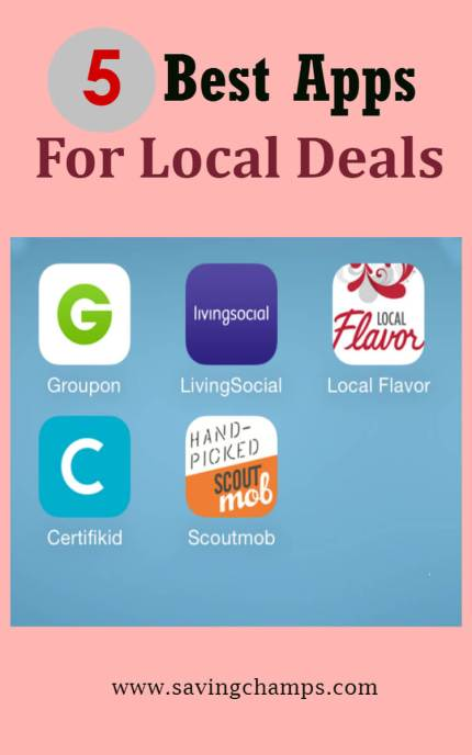 best local deals apps
