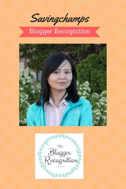 blogger recognition award nomination
