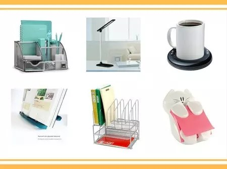 10 Best Home Office Accessories Under $25 From Amazon