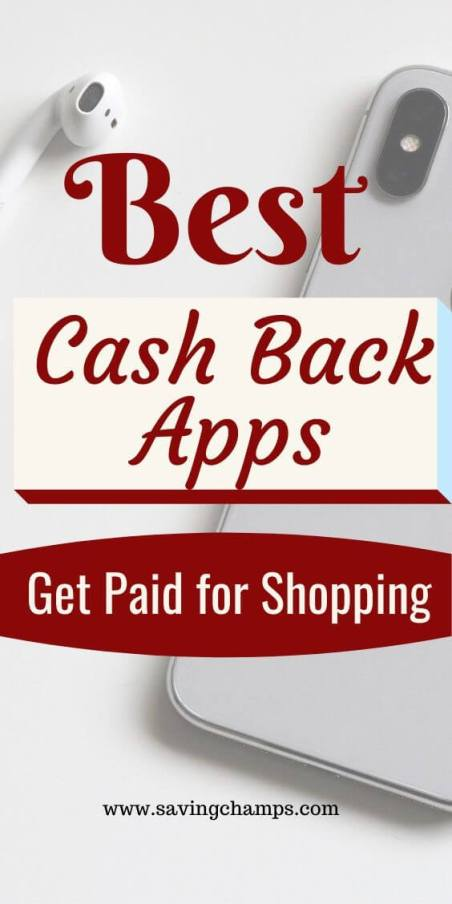 Best cash back apps: get paid for shopping