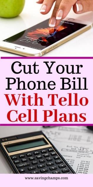 Tello Phone Plans