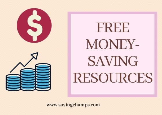 Free Money-saving Resources