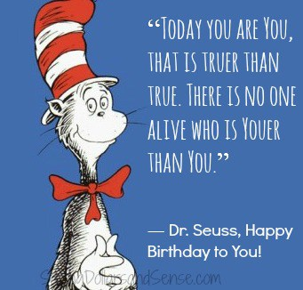 Happy Birthday Dr Seuss Freebies Saving Dollars Sense