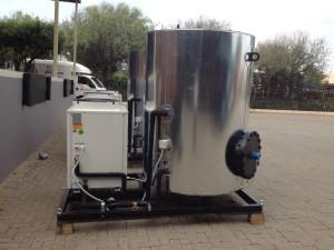 factory heat pump units