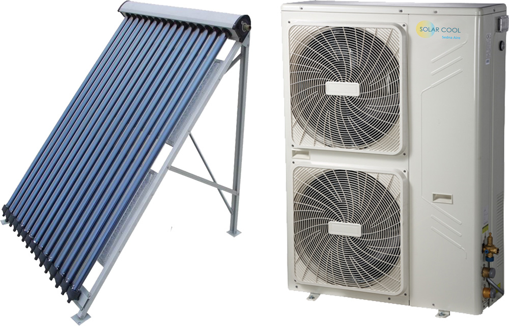 Solar Thermal Air Conditioners