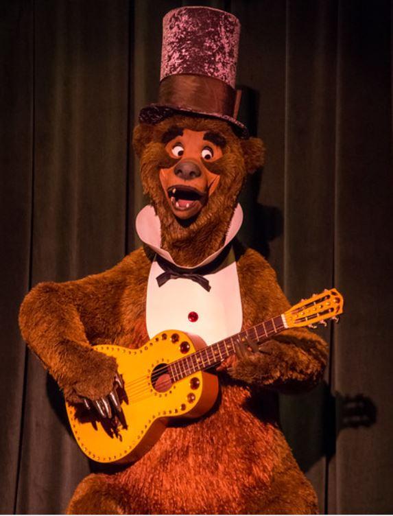 Country bear jamboree rumor