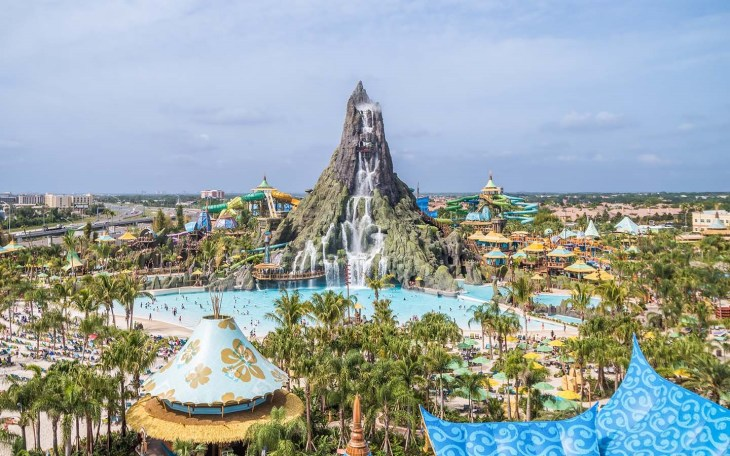 Volcano Bay reduced hours