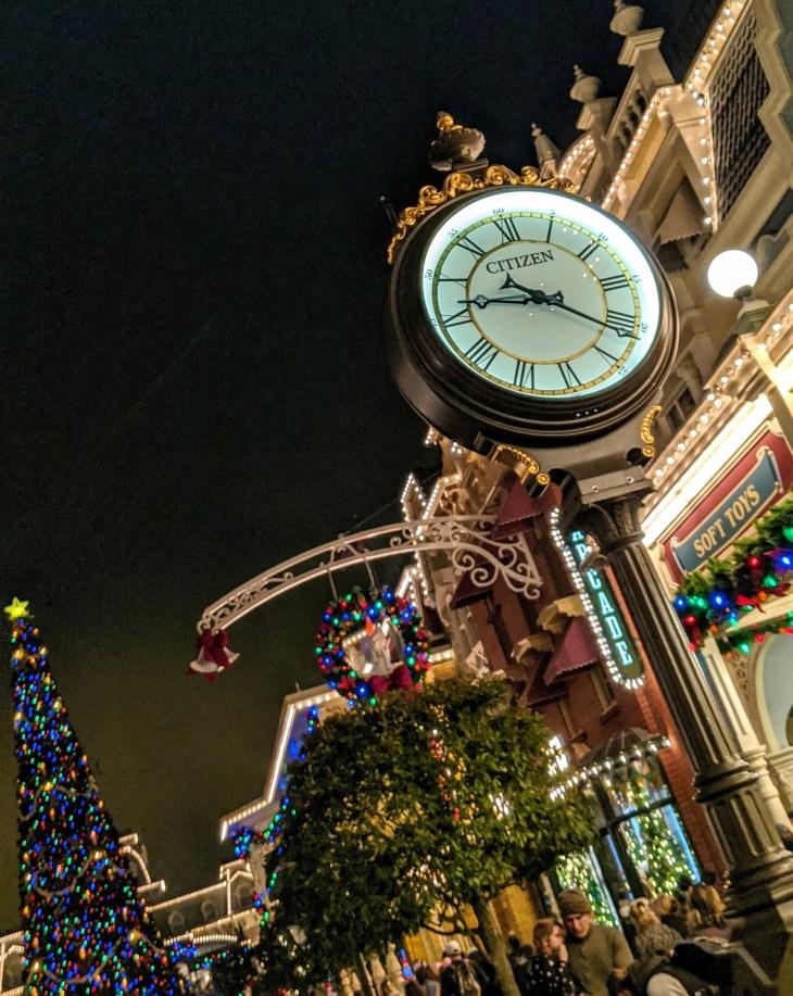 Disney World Christmas 2020