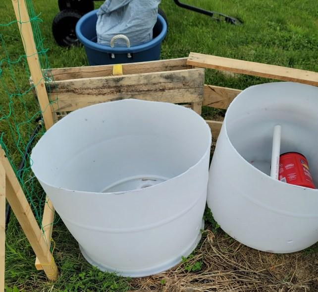 Wicking Tub DIY