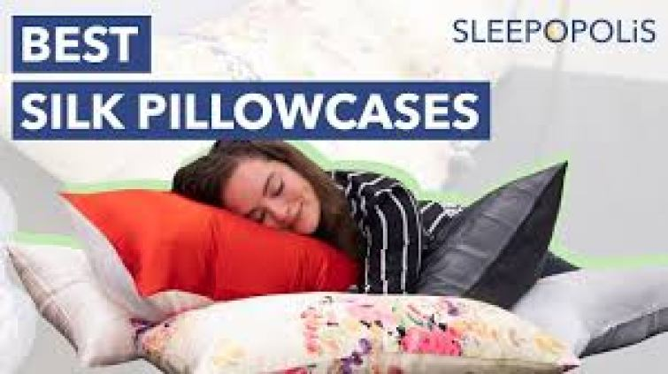 best silk pillow cover