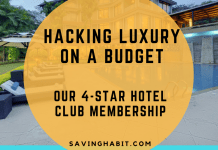 Hacking Luxury on budget