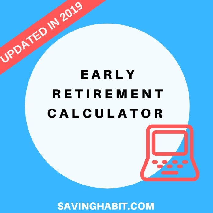 Early Retirement Calculator