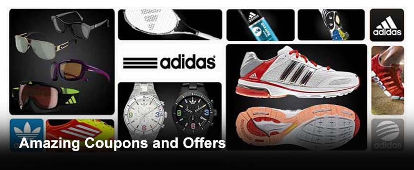 Adidas Coupons And Promo Codes For Online Shoes Shopping
