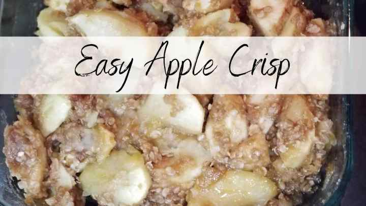 Easy Apple Crips Banner