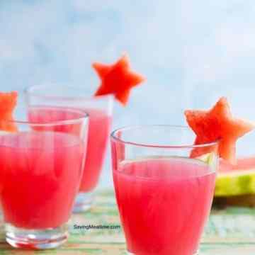 Easy Watermelon Refresher