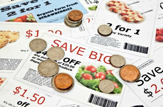Teaching kids how to use coupons to save money is a great way to introduce financial literacy skills.