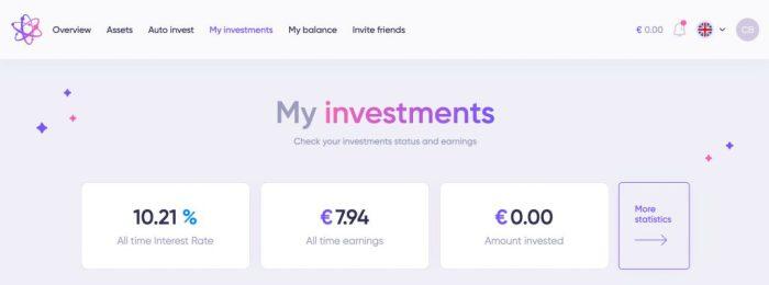 Debitum Network Account @ Savings4Freedom