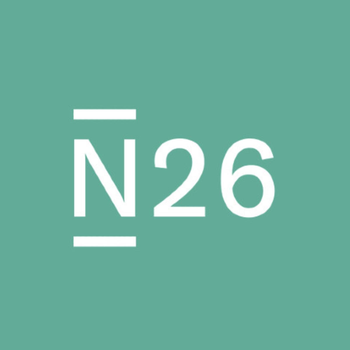 N26 Bank Logo @ Savings4Freedom